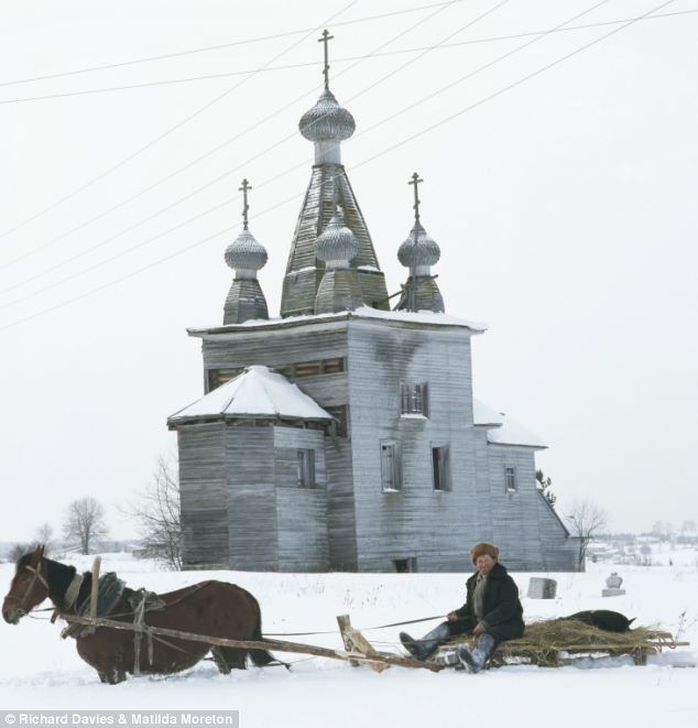 The book claims that one of the treasures of Russia's architecture and history will be lost