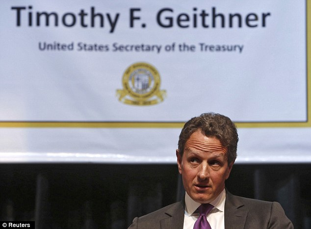 U.S. Treasury Secretary Timothy Geithner is going to unveil 'extraordinary measures' in efforts to avoid the nation triggering the debt ceiling