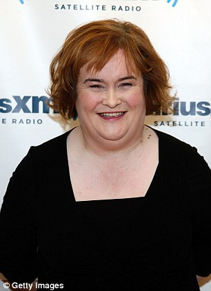 The comedians made crude remarks about singer Susan Boyle