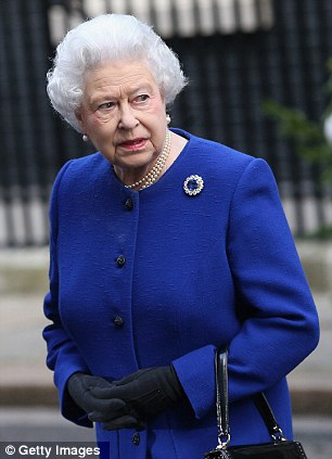 Jack Whitehall made crude remarks about the Queen