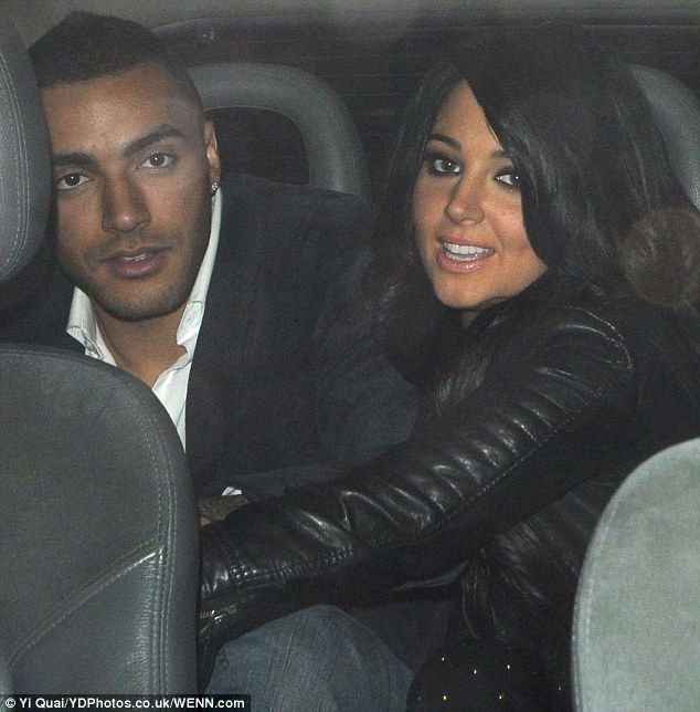 Happier than ever: Tulisa and Danny are going from strength to strength in their relationship