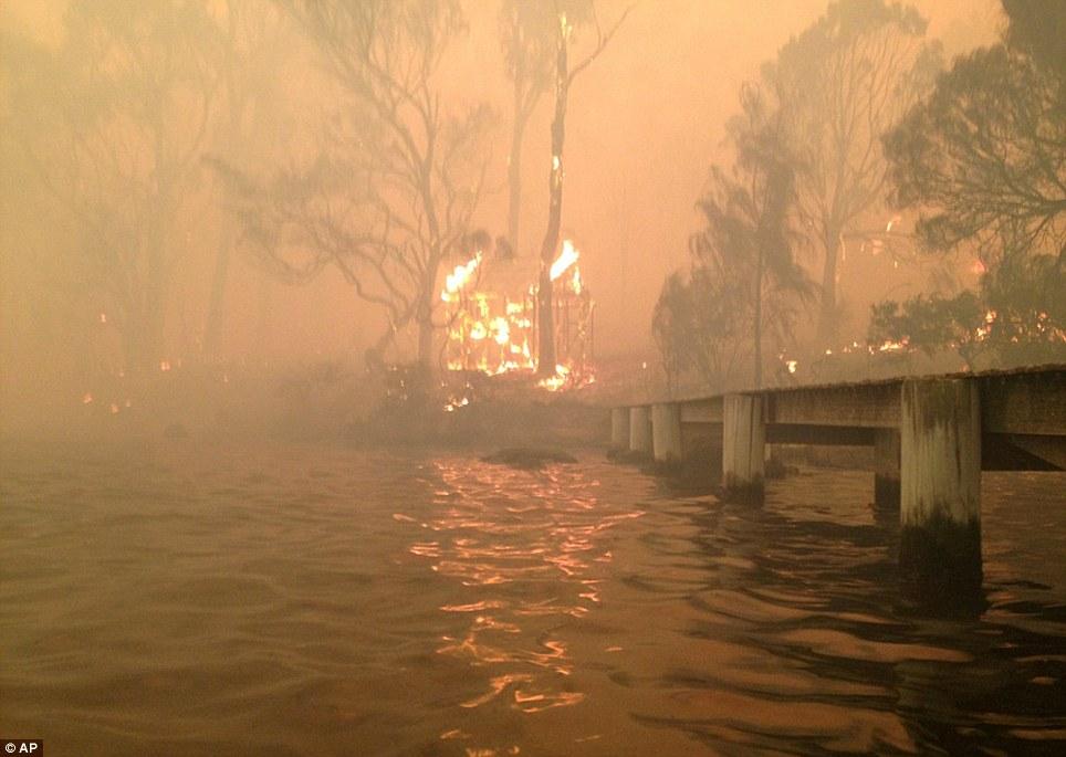 Wild Fire Australia