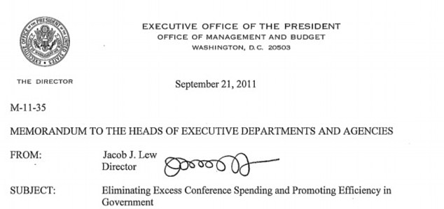 Bizarre: Obama's pick for Treasury Secretary, Jack Lew, has an odd signature that resembles a spring