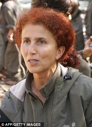 Murdered: One of the victims was Sakine Cansiz, co-founder of the Kurdistan Workers' Party