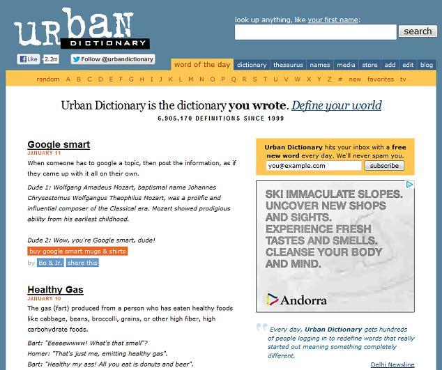 Blue Waffles Urban Dictionary