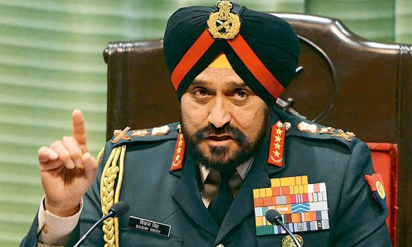 'We reserve the right to retaliate': Army chief threatens ...