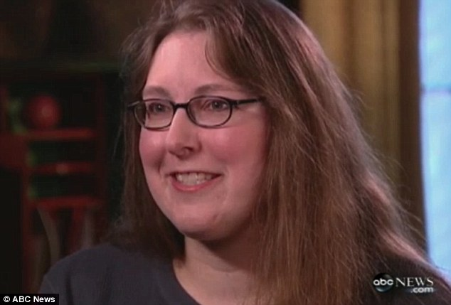 The woman that Nev had fallen in love with turned out to be Angela Wesselman, a middle-aged wife and mother