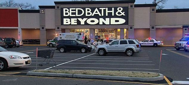 Suburban horror: At this Middletown, New Jersey Bed, Bath, & Beyond, a woman was stabbed over a dozen times by an apparent stranger