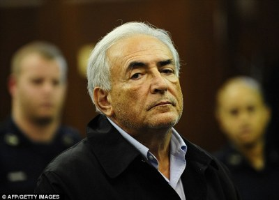 Former IMF head Dominique Strauss-Kahn was ordered to pay £950,000 in a civil action brought against him by Nafissatou Diallo after her accusations of rape were dropped