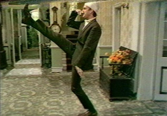 The Germans episode of Fawlty Towers was voted number 11 in Channel 4¿s One Hundred Greatest TV Moments in 1999