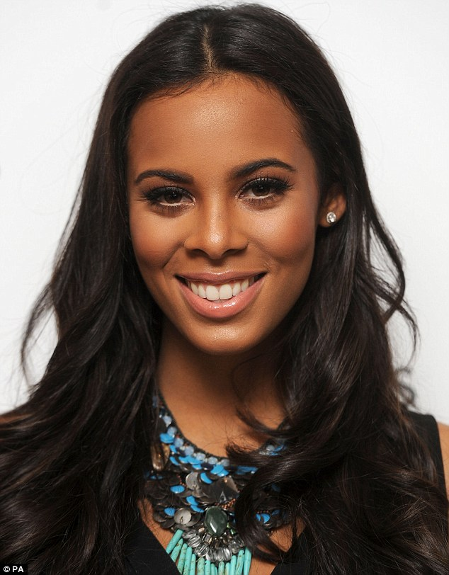 Saucy: Rochelle revealed that while she wouldn't listen to her own music while making love she may listen to JLS