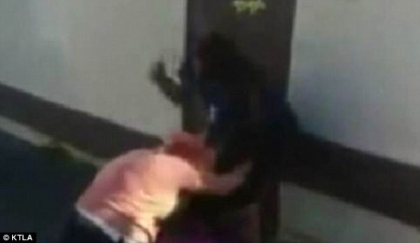 Horrifying footage captures mother, 33, 'beating up 12 ...