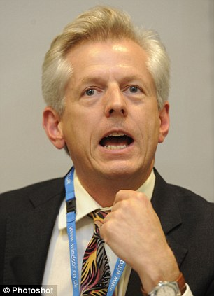 Richard Graham, MP for Gloucester, pictured, has sparked outrage for saying that women put themselves at risk of rape by dressing provocatively
