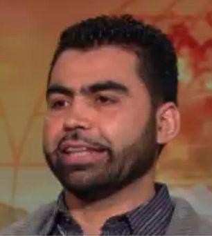 Afghan reporter Najibullah Quraishi