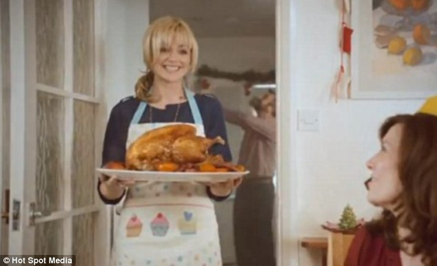 Asda Christmas Advert Which Showed Exhausted Mother