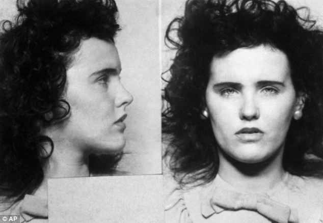 Not long before her death, Short was arrested in Santa Barbara for underage drinking and this police mugshot was taken