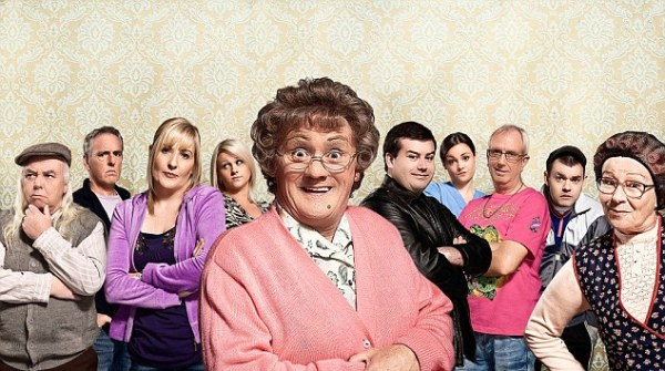 Mrs Brown's Boys pulls in more viewers than Downton. But ...
