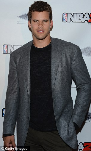 New documents: Kris Humphries lawyer has filed divorce papers accusing Kim, pictured on Tuesday of using her pregnancy to speed up divorce proceedings