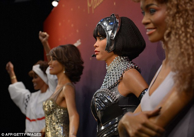 The different faces of Whitney: Despite the tragedy of her untimely death and her drug addiction, Houston had many high points