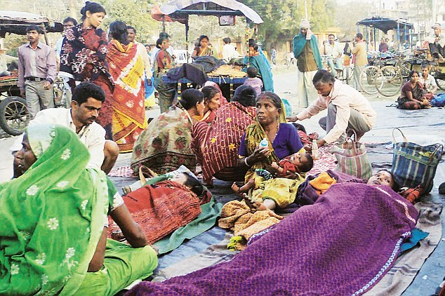 As many as 110 women were dumped on an open field for hours after a mass sterilisation programme in West Bengal's Malda district