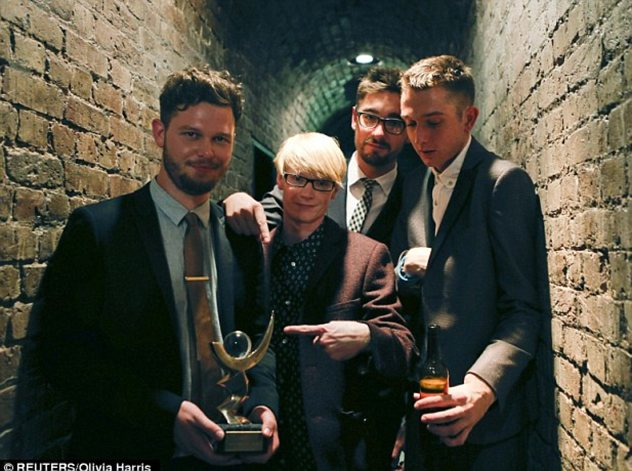 An Awesome Wave: After hearing Mercury Music Prize winners, Alt-J's album, Leona says she would love to work with them