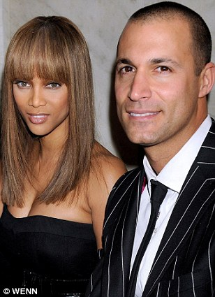 Axed: Tyra Banks sacked Nigel Barker from ANTM after 18 seasons