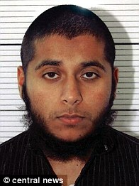 Khobaib Hussain member of  terror plotters who kept dropping major bollocks
