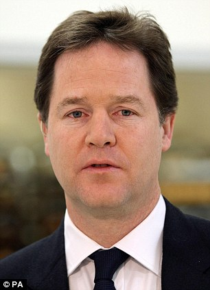 Deputy Prime Minister Nick Clegg finds himself engulfed in a major scandal