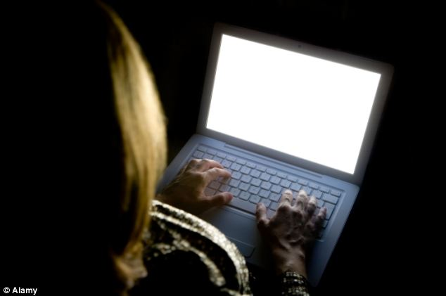 Exposed: X-rated websites have been accessed more than 2,500 times on computers used by MPs, peers and their staff