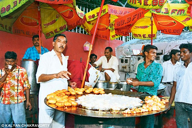 Taking A Risk The Majority Of Those Surveyed Said They Eat Street Food Despite Its