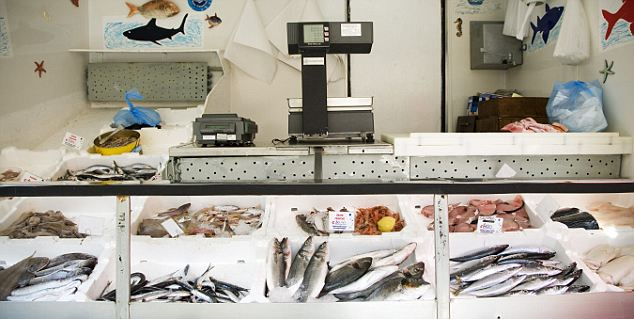 Shocking statistics: Seafood was mislabeled 18 percent of the time in U.S. grocery stores