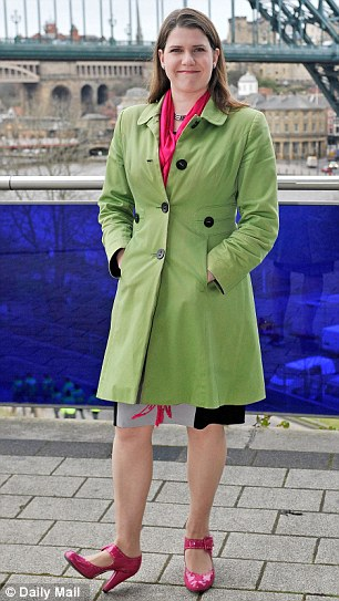 Minister for women: Jo Swinson