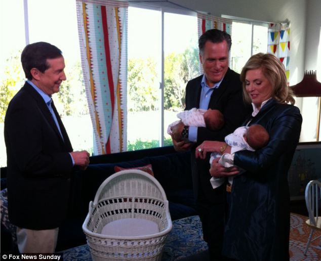 FOX News sits down exclusively with former Republican presidential candidate Mitt Romney and his wife Ann Romney at their son's home for their first post-election interview to be presented on Sunday, March 3rd