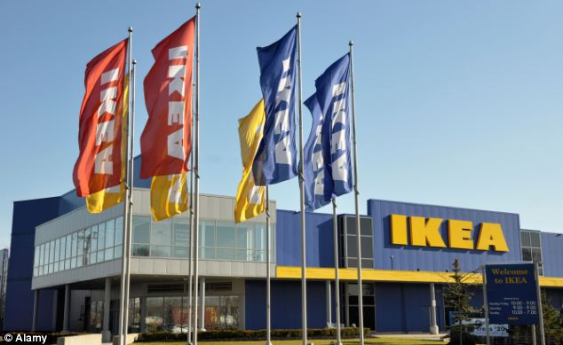 Fresh food scandal: Cake imported to China by Swedish firm Ikea failed to meet food hygiene standards, officials have said