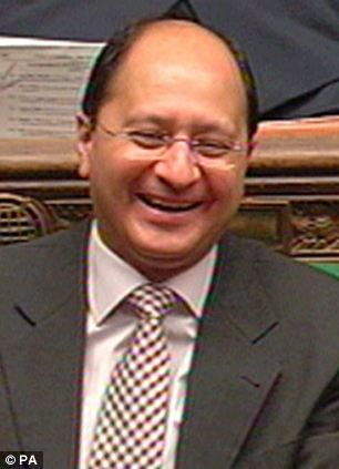 Conservative MP Shailesh Vara, said serious questions needed to be asked about why he was allowed to stay