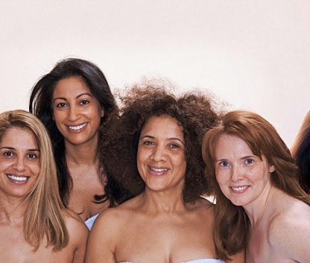 Bare Faced Beauties Naked Celebrates Natural Loveliness With Contestants Banned From Wearing