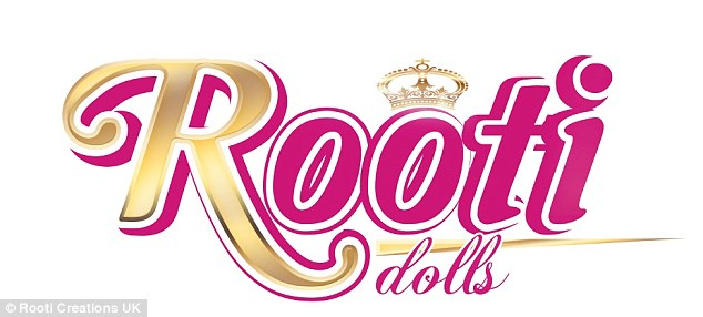 Rooti Dolls was set up by Chris and Ada Ngoforo who were concerned their children were losing touch with their West African roots