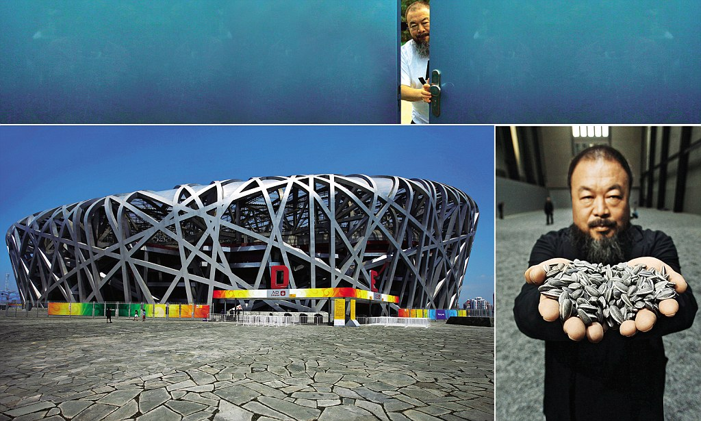 Ai Weiwei Chinas Most Famous Dissident Artist Opens Up