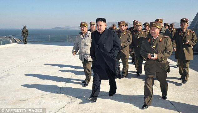 Danger? It is still unclear whether or not North Korea intends to follow through on its threats
