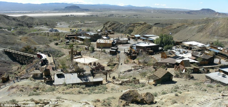 Calico, California: Calico is an abandoned mining town located in the largely arid and mountainous Mojave Desert