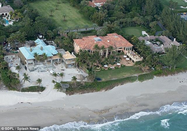 Tiger Woods Florida Mansion