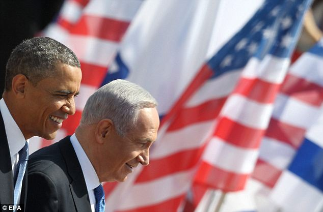 Looking ahead: Both Obama and Netanyahu were recently elected to new terms in office