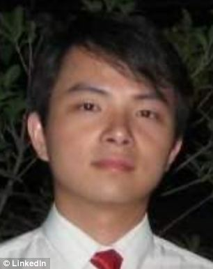 Arrest: Bo Jiang, who worked for NASA, 'failed to disclose the devices he was taking back to China'