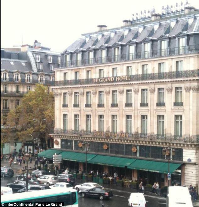 Le Grande Hotel,Paris.