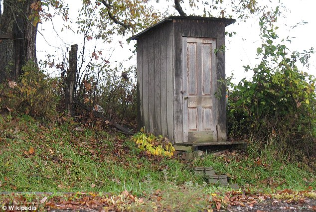 Health violation: A county health board in northeast Ohio says Amish outhouses pose a danger to neighboring homes because human waste could leech into the groundwater