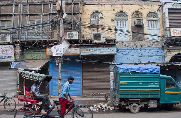 Power to the people: Last year 670 million Indians were left in the dark after power outages over two days