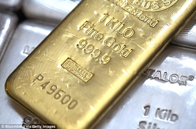 New money: More than a dozen states have pushed laws through so that gold and silver can be used as legal tender