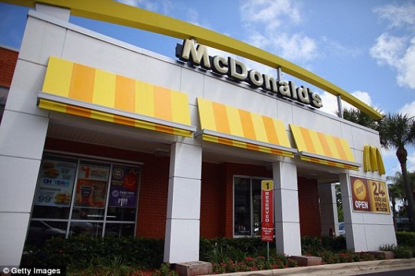 McDonald's cracks down on 'rude and unfriendly' staff amid ...