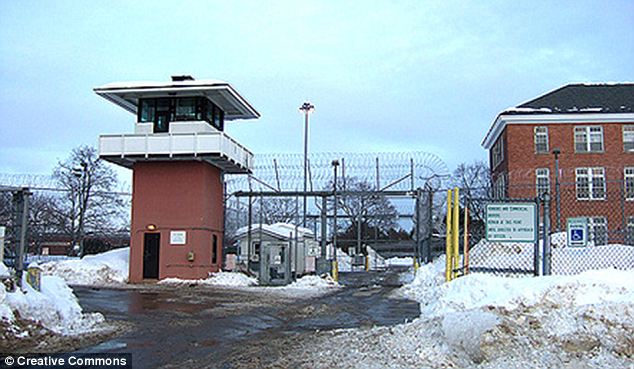 Incarcerated: Bryant, now 56, spent the last 38 years in Marcy prison in upstate New York