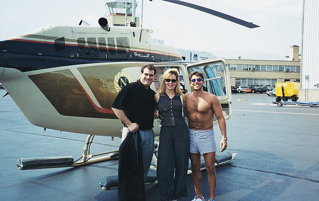 Helicopter: Belfort admits, 'It's easier to get rich quick when you don't follow the rules'